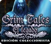 Función de captura de pantalla del juego Grim Tales: El Legado Edición Coleccionista
