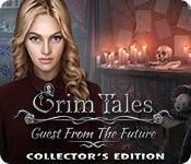 Función de captura de pantalla del juego Grim Tales: Guest From The Future Collector's Edition