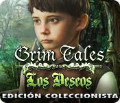Función de captura de pantalla del juego Grim Tales: Los Deseos Edición Coleccionista