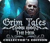 Función de captura de pantalla del juego Grim Tales: The Heir Collector's Edition