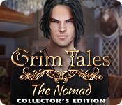 Función de captura de pantalla del juego Grim Tales: The Nomad Collector's Edition