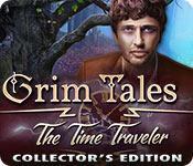 Función de captura de pantalla del juego Grim Tales: The Time Traveler Collector's Edition