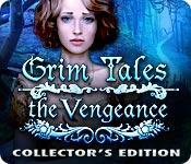 Función de captura de pantalla del juego Grim Tales: The Vengeance Collector's Edition