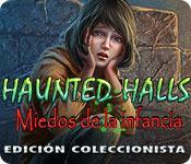 Función de captura de pantalla del juego Haunted Halls: Miedos de la infancia Edición Coleccionista