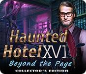 Función de captura de pantalla del juego Haunted Hotel: Beyond the Page Collector's Edition