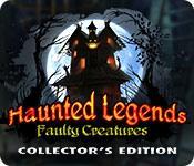 Función de captura de pantalla del juego Haunted Legends: Faulty Creatures Collector's Edition