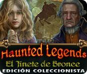 Función de captura de pantalla del juego Haunted Legends: El Jinete de Bronce Edición Coleccionista