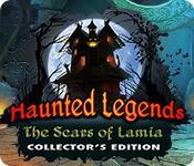 Función de captura de pantalla del juego Haunted Legends: The Scars of Lamia Collector's Edition