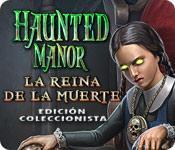 Función de captura de pantalla del juego Haunted Manor: La reina de la muerte Edición Coleccionista