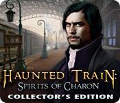 Función de captura de pantalla del juego Haunted Train: Spirits of Charon Collector's Edition