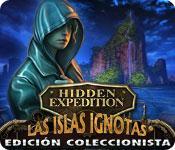 Función de captura de pantalla del juego Hidden Expedition: Las Islas Ignotas Edición Coleccionista