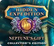 Función de captura de pantalla del juego Hidden Expedition: Neptune's Gift Collector's Edition