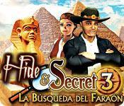 Hide & Secret 3:  La Búsqueda del Faraón game play