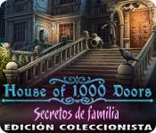 Función de captura de pantalla del juego House of 1000 Doors: Secretos de familia Edición Coleccionista