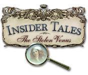 Función de captura de pantalla del juego Insider Tales - The Stolen Venus