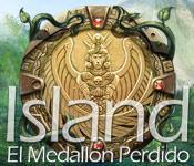 Función de captura de pantalla del juego Island: El Medallón Perdido