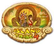 Función de captura de pantalla del juego Island Tribe 4