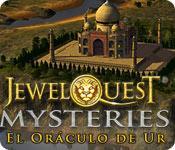 Función de captura de pantalla del juego Jewel Quest Mysteries: El Oráculo de Ur