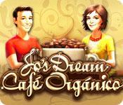 Función de captura de pantalla del juego Jo's Dream: Café Orgánico