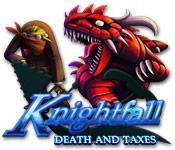 Función de captura de pantalla del juego Knightfall: Death and Taxes