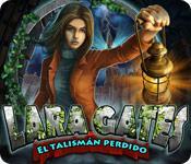 Función de captura de pantalla del juego Lara Gates: El talismán perdido