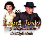 Función de captura de pantalla del juego Laura Jones y el legado secreto de Nikola Tesla
