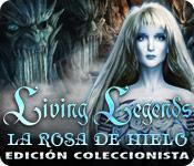 Función de captura de pantalla del juego Living Legends: La Rosa de Hielo Edición Coleccionista