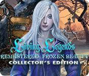 Función de captura de pantalla del juego Living Legends Remastered: Frozen Beauty Collector's Edition