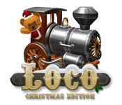 Función de captura de pantalla del juego Loco: Christmas Edition