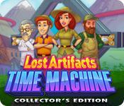 Función de captura de pantalla del juego Lost Artifacts: Time Machine Collector's Edition