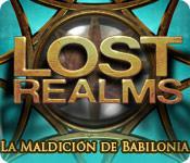 Función de captura de pantalla del juego Lost Realms:  La Maldición de Babilonia