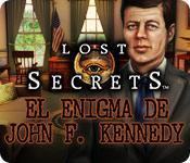 Función de captura de pantalla del juego Lost Secrets: El Enigma de John F. Kennedy