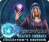 Función de captura de pantalla del juego Love Chronicles: Death's Embrace Collector's Edition