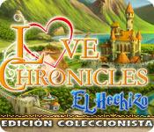 Función de captura de pantalla del juego Love Chronicles: El Hechizo - Edición Coleccionista