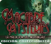 Función de captura de pantalla del juego Macabre Mysteries: La maldición del Nightingale Edición Coleccionista
