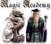 Función de captura de pantalla del juego Magic Academy