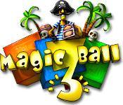 Función de captura de pantalla del juego Magic Ball 3
