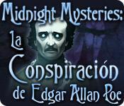 Midnight Mysteries:  La Conspiración de Edgar Allan Poe game play