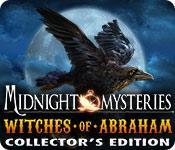 Función de captura de pantalla del juego Midnight Mysteries: Witches of Abraham Collector's Edition