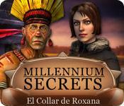Función de captura de pantalla del juego Millennium Secrets: El Collar de Roxana