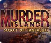 Función de captura de pantalla del juego Murder Island: Secret of Tantalus