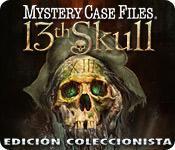 Función de captura de pantalla del juego Mystery Case Files ®: 13th Skull  Edición Coleccionista