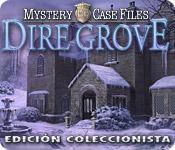 Función de captura de pantalla del juego Mystery Case Files®: Dire Grove - Edición Coleccionista