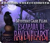 Función de captura de pantalla del juego Mystery Case Files: Escapada de Ravenhearst Edición Coleccionista