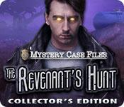 Función de captura de pantalla del juego Mystery Case Files: The Revenant's Hunt Collector's Edition