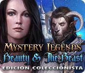 Función de captura de pantalla del juego Mystery Legends: Beauty and the Beast Edición Coleccionista