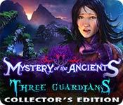 Función de captura de pantalla del juego Mystery of the Ancients: Three Guardians Collector's Edition