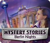 Función de captura de pantalla del juego Mystery Stories: Berlin Nights
