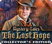 Función de captura de pantalla del juego Mystery Tales: The Lost Hope Collector's Edition