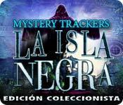 Función de captura de pantalla del juego Mystery Trackers: La Isla Negra Edición Coleccionista